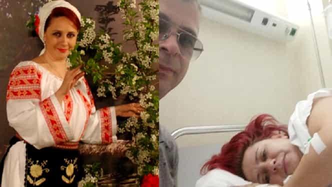 Monica Pîrvulescu, o cântăreaţa de muzică populară, cere ajutor! Şi-a rupt coloana într-un accident de maşină