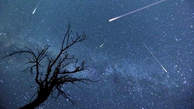 Orionidele aduc bunăstare pentru 5 zodii. Ploaia de stele are loc pe 20 octombrie