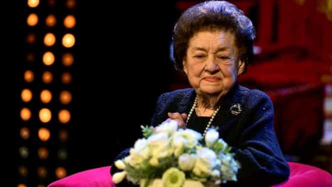 Din ce cauză a murit Tamara Buciuceanu. Actrița suferea de o boală cronică