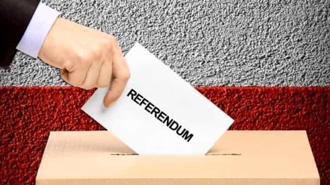 Referendumul pentru familie. Care sunt condițiile pentru validarea unui referendum