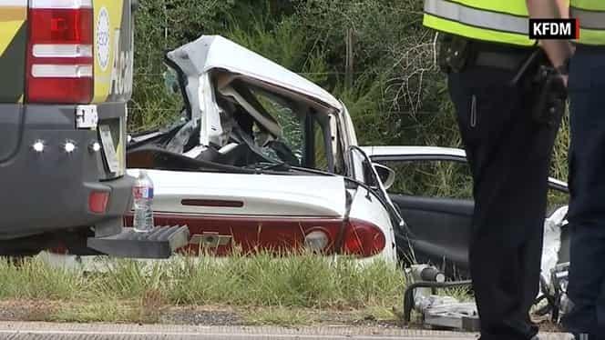 Un cuplu a murit într-un accident auto la câteva minute după cununia civilă