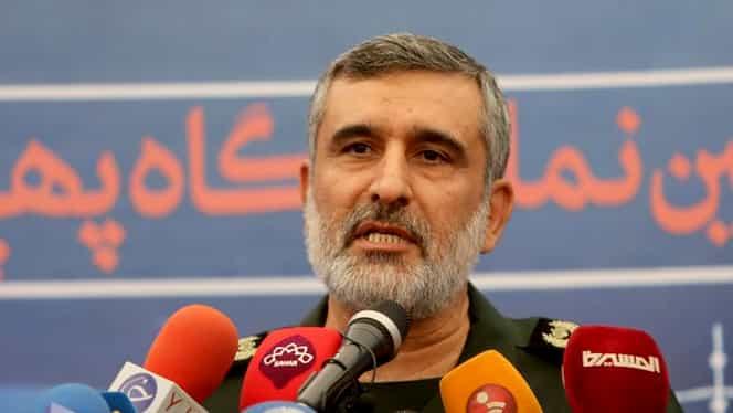 """Amirali Hajizadeh, liderul iranian care își asumă vina pentru doborârea avionului ucrainean: """"Aș fi preferat să fi murit și eu"""""""