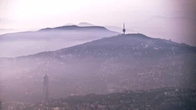 Nu doar în Bucureștiul aerul este toxic! Probleme cu poluarea sunt în toata zona Balcanilor