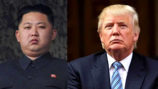 """Trump, declaraţie de ultimă oră! Cum vrea """"să-l rezolve"""" pe Kim Jong Un"""