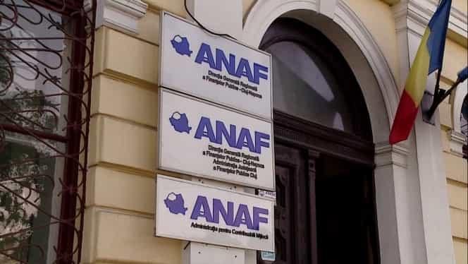ANAF trimite somații de plată de 1 leu, iar plicul costă 2 lei! Comision de poprire de 15 lei la bancă