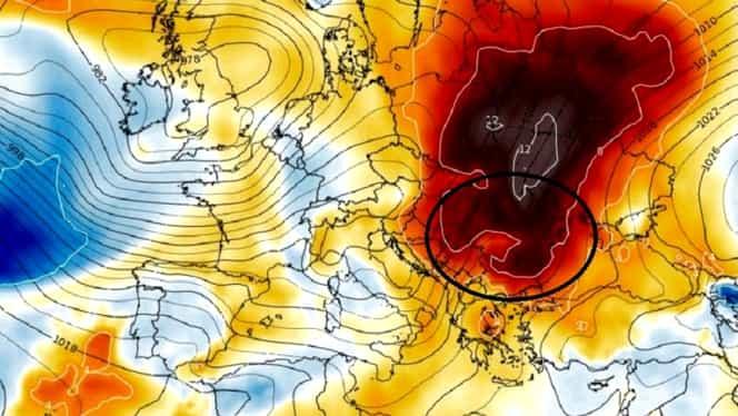 După vortexul polar, România va fi lovită de un val de aer tropical! Vremea se schimbă din nou, 25 de grade diferenţă