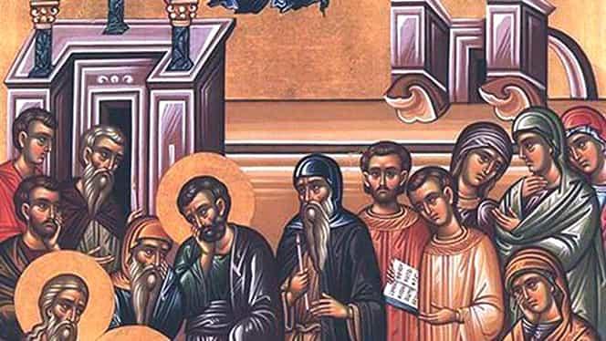 Calendar Ortodox, 25 iulie. Marea sărbătoare a adormirii Sfintei Ana