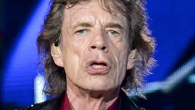 Mick Jagger, fotografiat pentru prima dată alături de noua sa iubită, cu 52 de ani mai tânără GALERIE FOTO
