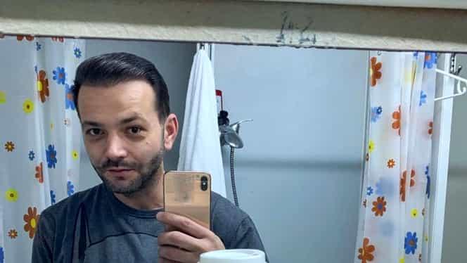 """Mihai Morar, luat cu ambulanța de la Târgul de Crăciun! Prima reacție: """"Nu e panică"""""""