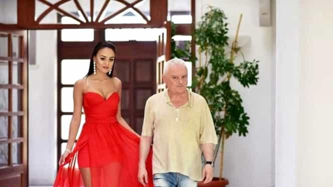 Irinel Columbeanu o ține sub papuc pe Oana, iubita mai tânără cu 40 de ani! Ce reguli i-a impus