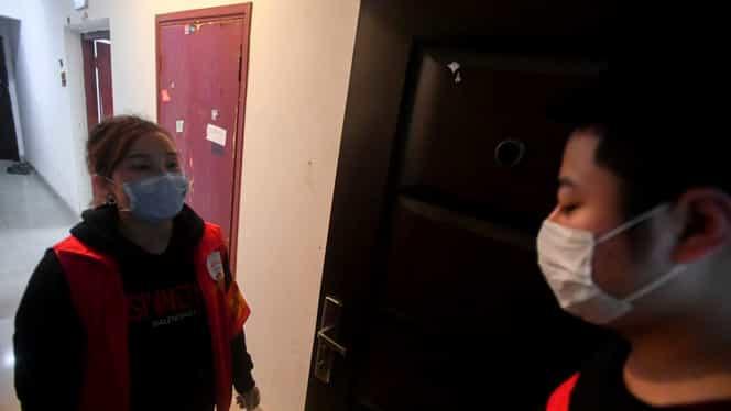 Au dispărut cei șase chinezi izolați într-un hotel din Slatina! Autoritățile spun că aceștia au fugit