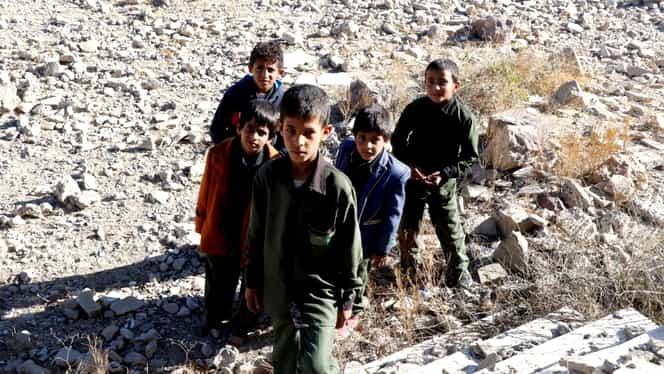 Războiul din Yemen. 19 copii au murit în urma atacului de sâmbătă