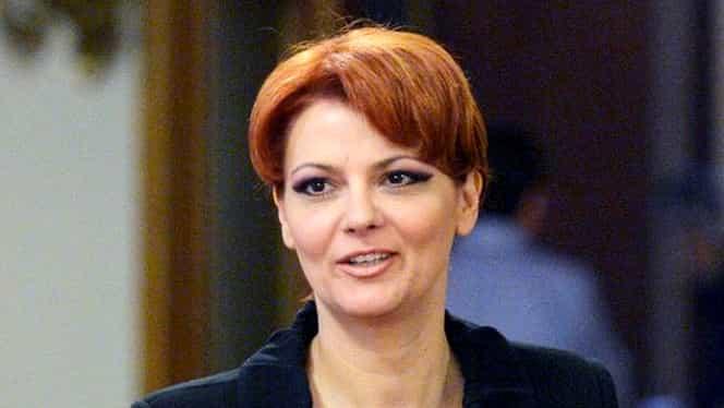 Ce avere are Lia Olguța Vasilescu! Ce job a avut înainte să intre în politică