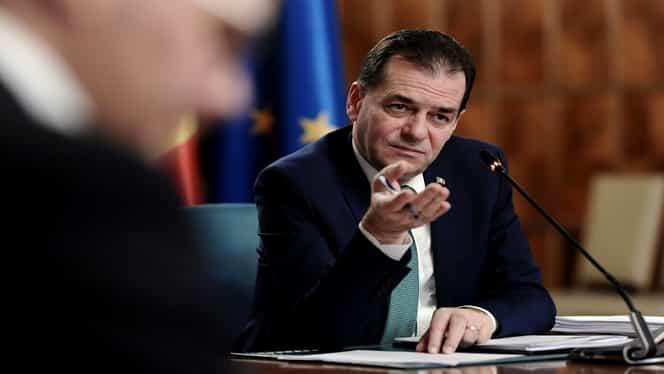 Ludovic Orban îi bagă pe miniștrii în ședință. Se vor lua decizii cruciale astăzi în toate departamentele