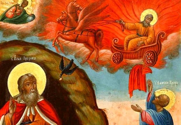 Sâmbătă, 20 iulie, mare sărbătoare! Ce nu ai voie să faci sub nicio formă de Sfântul Ilie