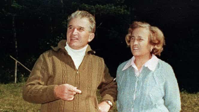 """Nicolae Ceaușescu și soția lui, Elena, obicei ciudat după ce dădeau mâna cu oamenii! """"Venea chelnerul ăla special al lor"""""""