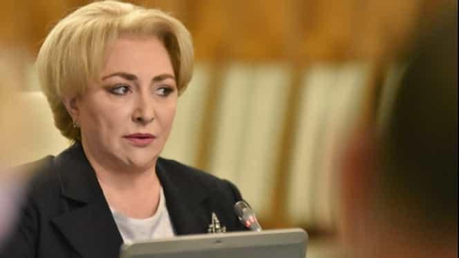 VIDEO. O nouă gafă marca Viorica Dăncilă, în prima ședință de guvern din 2019