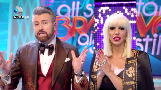 Cătălin Botezatu și Raluca Bădulescu, rubrică vestimentară în emisiunea lui Teo!