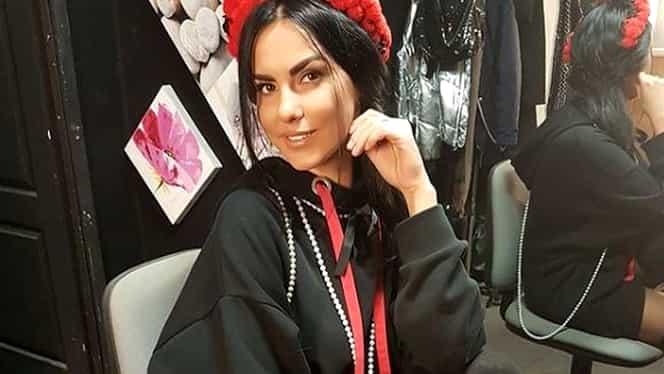 Lavinia Pârva, o gravidă sexy. Cu câte kilograme s-a îngrășat soția lui Ștefan Bănică Junior