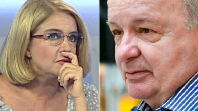 Cristina Țopescu, reacție după ce un studio al TVR a primit numele tatălui său
