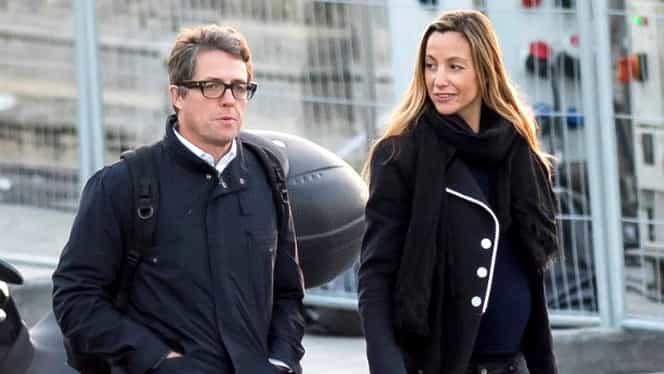 Soția actorului Hugh Grant a fost răpită chiar de lângă el!