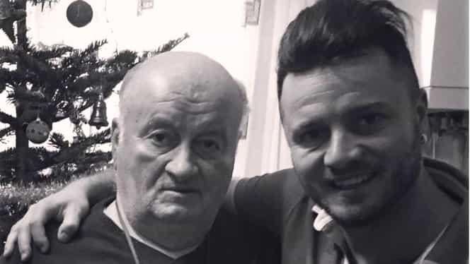 """Tatăl lui Tavi Clonda ar fi împlinit astăzi 73 de ani! Soțul Gabrielei Cristea, mesaj emoționant pe rețelele de socializare: """"Dumnezeu să te odihnească, tati"""""""