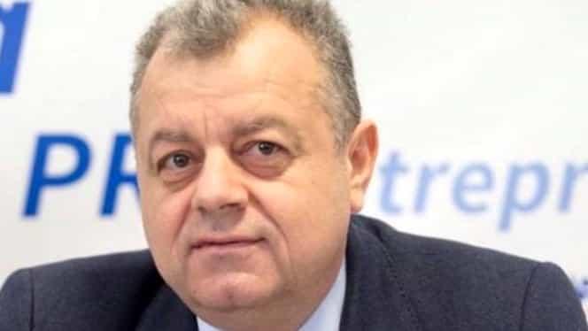 Încă un politician din România este infectat cu coronavirus! Deputatul liberal Mircea Banias, depistat pozitiv