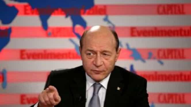 """Traian Băsescu, atac dur la adresa ministrului de Finanțe, Florin Cîțu: """"Dacă va mai face declarații, vom ajunge la junk și nu vom avea nici investiții"""""""