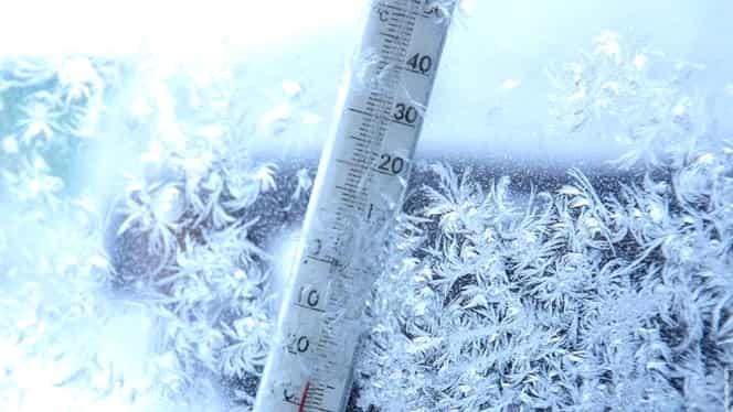 Prognoza meteo pentru următoarele zile: ger și ninsori. Cum va fi vremea în București și în țară