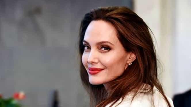 Angelia Jolie, donație de un milion de dolari în sprijinul copiilor săraci afectați de COVID-19