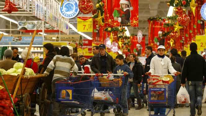 Program Auchan de sărbători. Care este orarul pe 24, 25 și 26 decembrie