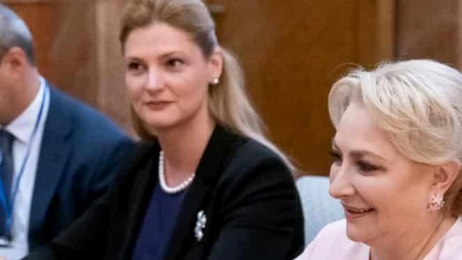 """Viorica Dăncilă, atac frontal la adresa Ramonei Mănescu! """"A lucrat împotriva premierului. E momentul să spun adevărul"""""""