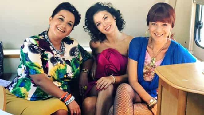 Actrițele din serialul Las Fierbinți vor să plece în vacanță împreună. Ce destinație au ales