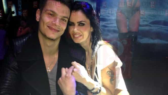 FABULOS! El are 20 de ani, ea 41! Fiul lui Gino Iorgulescu, FLIRT INCENDIAR cu Oana Zăvoranu!