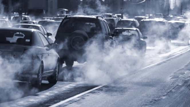 Mașinile care poluează, interzise în București! Legea va intra în vigoare în luna martie 2019