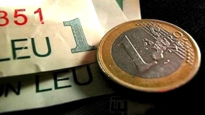 Curs valutar BNR azi, 26 noiembrie 2018. Euro creşte din nou