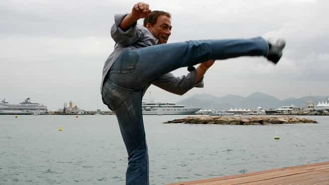Ce face actorul Jean-Claude Van Damme în izolare! Și-a lăsat fanii cu gura căscată VIDEO