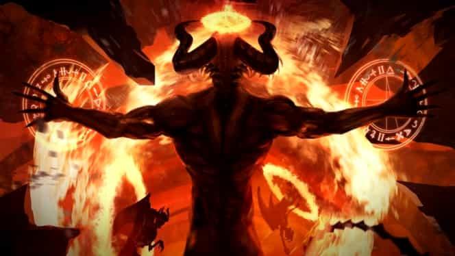 Ofrandă adusă Satanei! Fapta sa i-a șocat chiar și pe procurori!