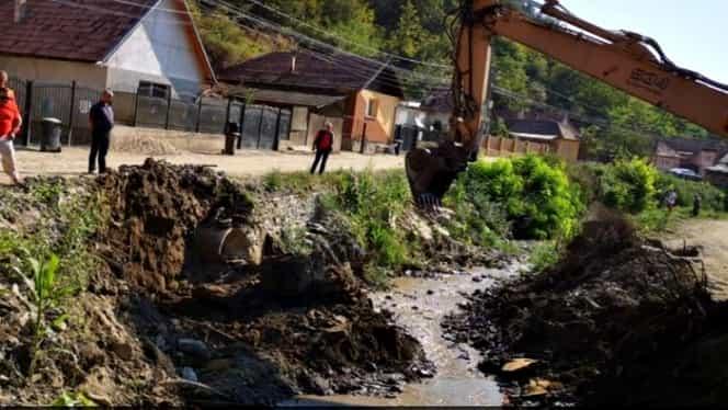Lucrări de peste 11,5 milioane de lei pentru refacerea a două sate din Alba