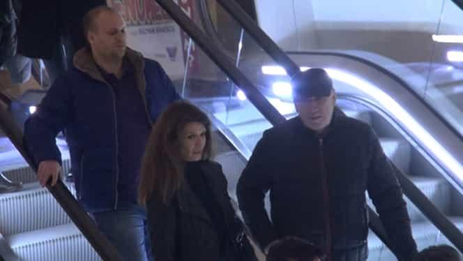 GALERIE FOTO. Dan Chişu şi Alina Chivulescu, cel mai nou cuplu monden din România