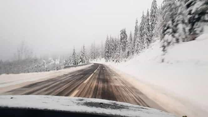 ANM, anunţ de ULTIMA ORĂ! Vremea se răceşte şi încep ninsorile masiv