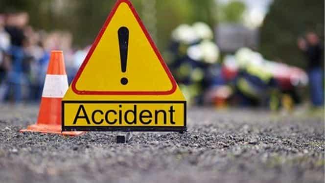 """O tânără a salvat șase oameni, după un accident produs în Gorj; """"Era plină de sânge"""""""