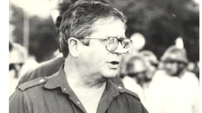 A murit jurnalistul Mihai Creangă. A fost arestat pe vremea lui Ceauşescu pentru că făcuse un ziar anticomunist. Iohannis l-a decorat post-mortem.