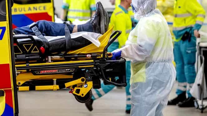 ALERTĂ! Pacientă cu coronavirus a făcut stop cardio-respirator. A fost transferată la spitalul din Iași