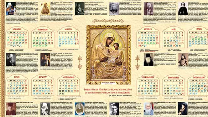 Calendar ortodox. Ce sfânt sărbătorim pe 22 noiembrie