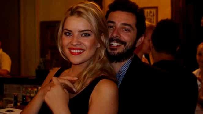 """FOTO / Marius Moga şi Bianca Lăpuşte AU SPUS """"DA"""""""