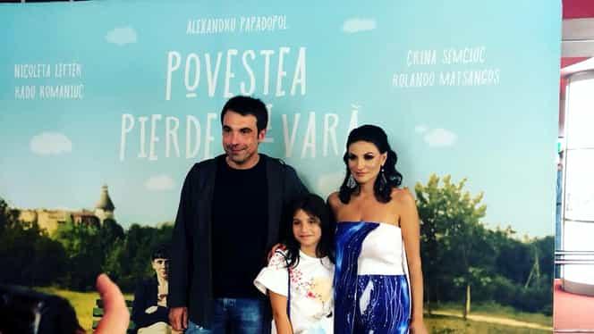 Ioana Ginghină, noi declarații despre divorțul de Alexandru Papadopol. Ce se întâmplă cu fiica lor