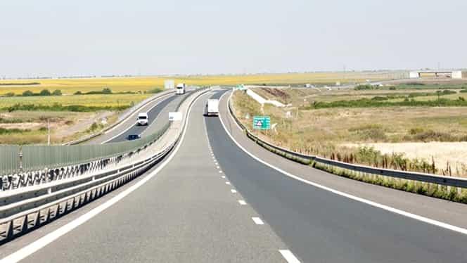 Taxele de acces pe autostrada Ploiești-Brașov, stabilite înainte de începerea lucrărilor!