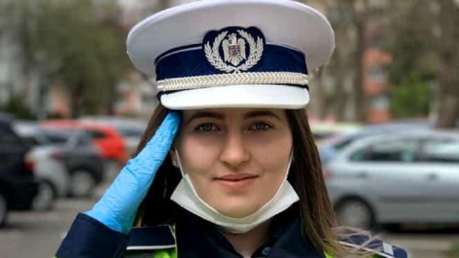 O polițistă a oprit un medic în centrul Bucureștiului și i-a cerut să se legitimeze. Ceea ce a urmat este de-a dreptul emoționant