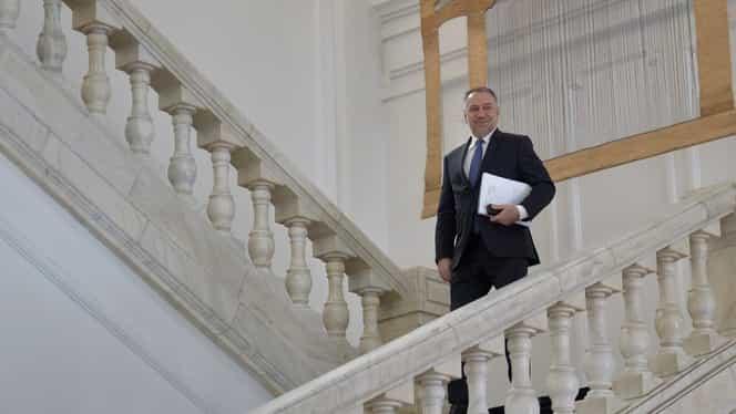 CSM a dat aviz negativ pentru candidatura lui Bogdan Licu pentru postul de prim-adjunct al procurorului general